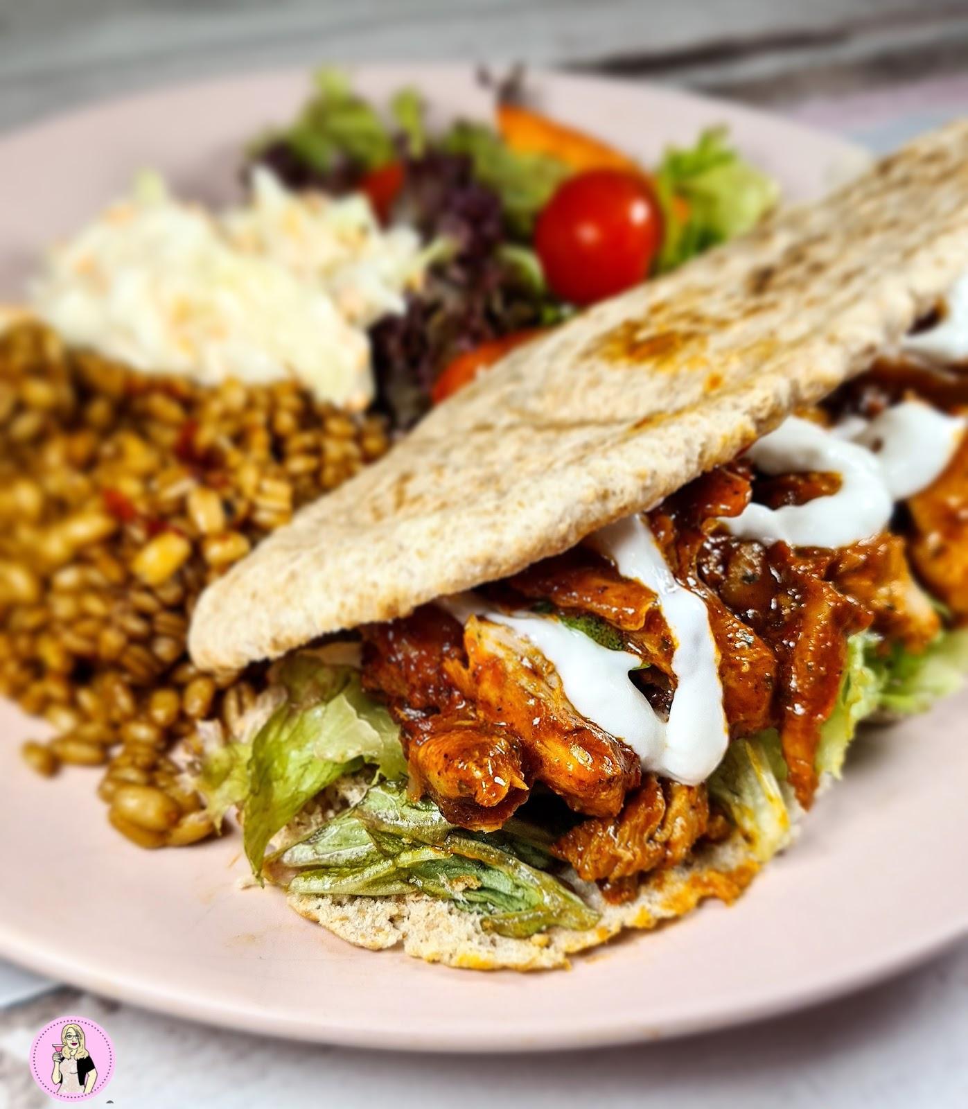 Peri Peri Chicken Kebab | Fakeaway Recipe