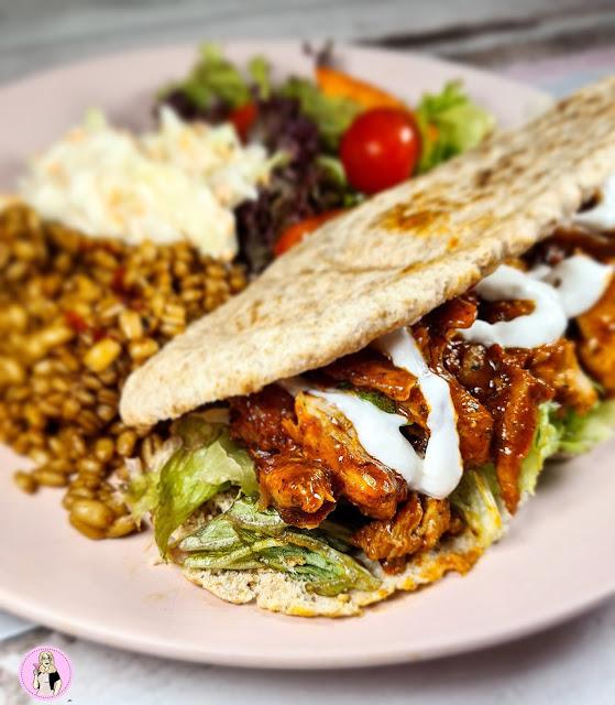 Peri Peri Chicken Kebab   Fakeaway Recipe