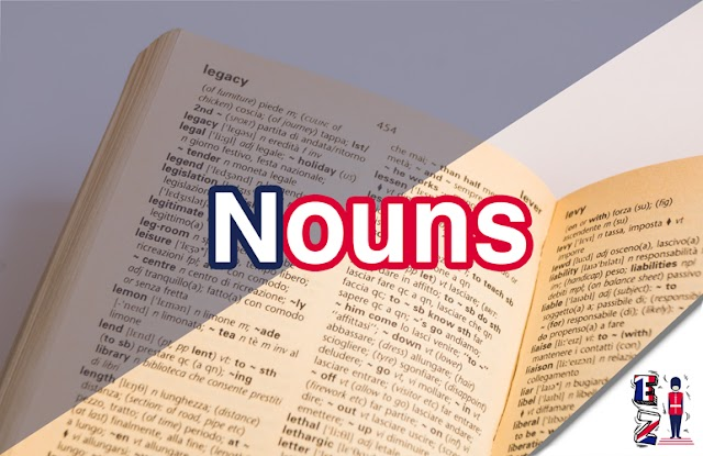 What are Nouns ?