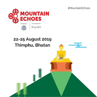 Mountain Echoes - Bhutan Festival of Art, Literature and Culture.