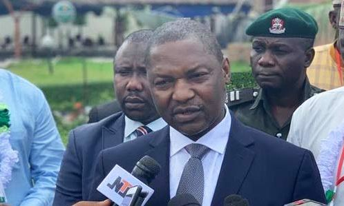 JUST IN: State Attorneys General Sue Attorney-General Of Federation Malami Over Non-Remittance Of N176billion From Stamp Duties