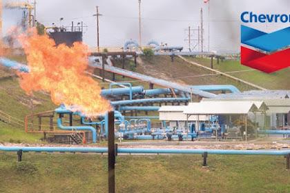 Lowongan PT. Chevron Pacific Indonesia Januari 2021
