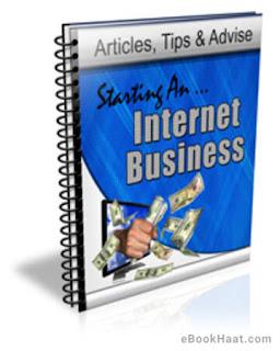 Starting an Internet Business