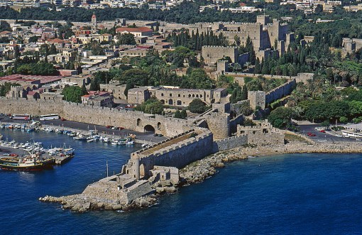 Top 11 Ancient Towns and Villages - Medieval Town of Rhodes, Greece