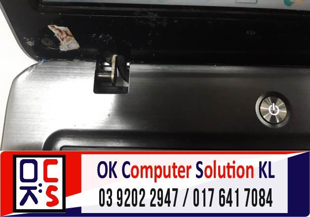[SOLVED] MASALAH HINGE LAPTOP TOSHIBA | REPAIR LAPTOP AMPANG 3