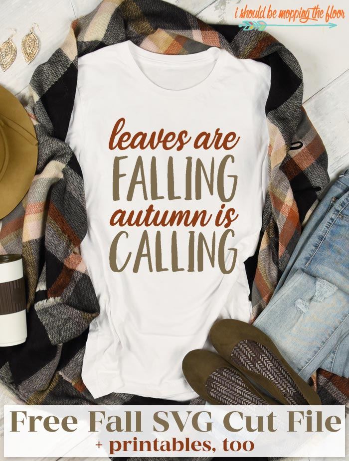 Leaves are Falling, Autumn is Calling