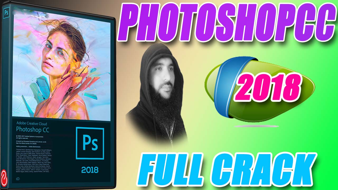 photoshop cc 2018 download with serial key