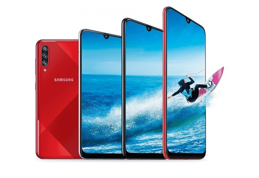 Samsung Galaxy A70s with massive 64MP cam now official