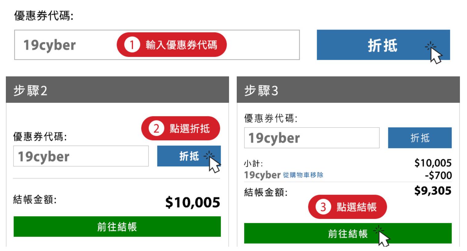 【好市多】折扣碼/優惠券代碼/折價券/coupon 12/2更新