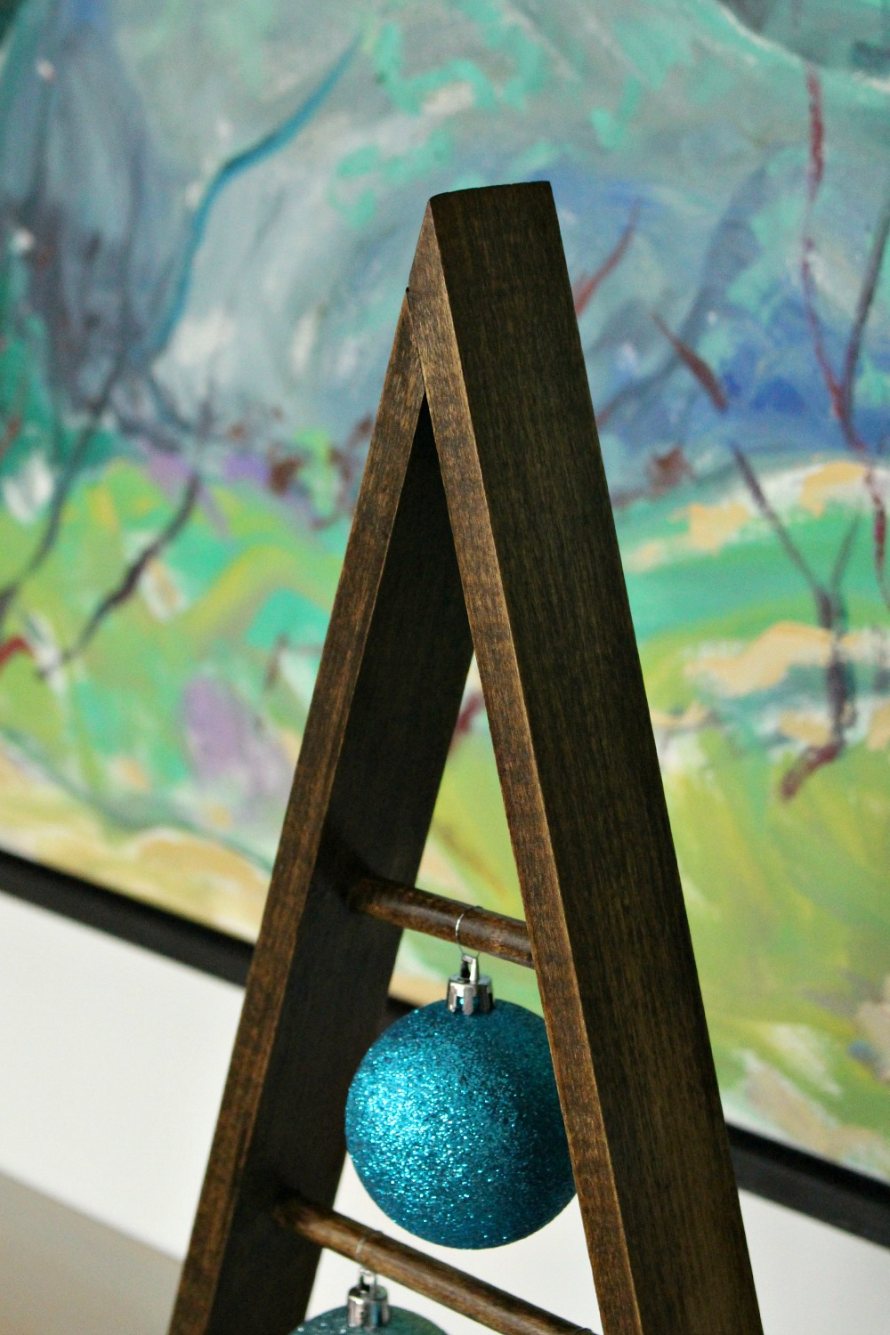 Build an a-frame display