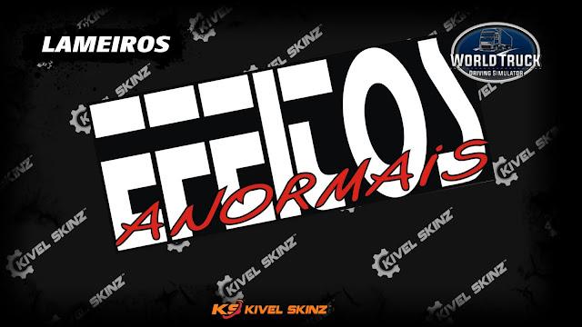 LAMEIROS - EFEITOS ANORMAIS