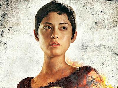 Rosa Salazar será la protagonista de 'Alita: Battle angel'