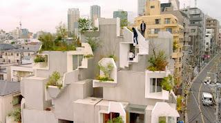 Tree-ness House designed by Akihisa Hirata