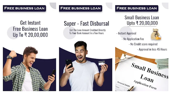 Get Loan For Your Business at very Low Interest