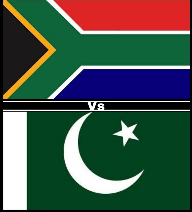 Pakistan vs South Africa 2021, 1st Test match