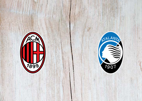 Milan vs Atalanta -Highlights 24 July 2020