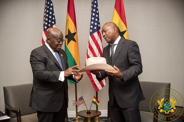 """""""Hasten SDGs Implementation To Build Fairer, Prosperous World"""" – President Akufo-Addo"""