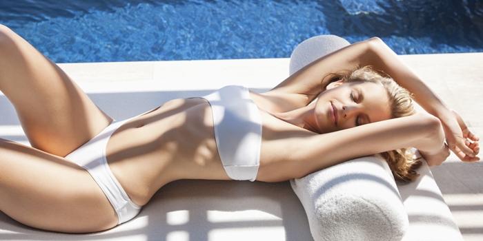 cura pelle al sole