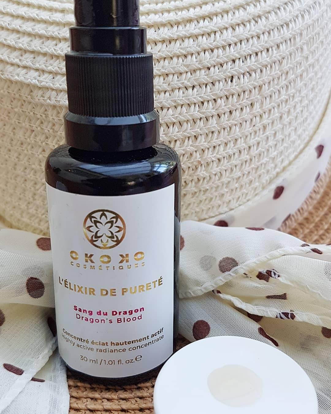 Okoko Cosmetiques L'Elixir De Purete Review