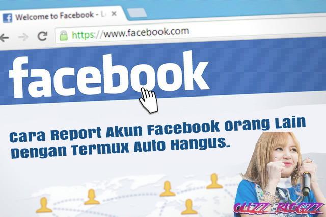 Cara Report Akun FacebookOrang Lain Dengan Termux Auto Hangus