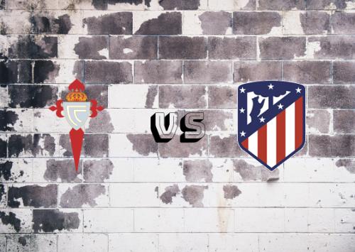Celta de Vigo vs Atlético de Madrid  Resumen