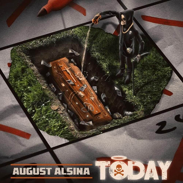 August Alsina – Today Mp3 Free Download