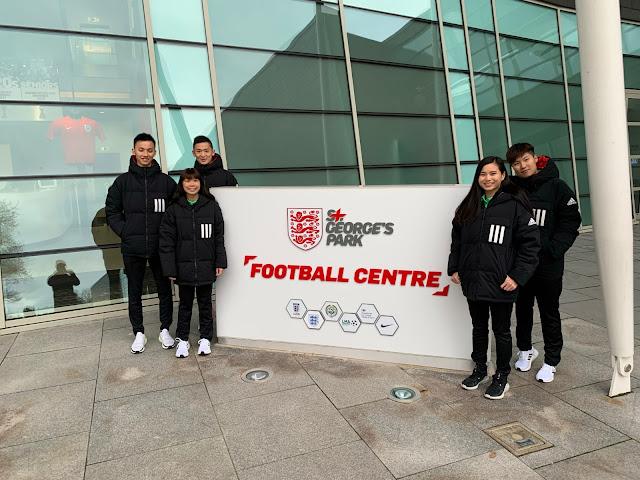 Referees from Hong Kong Football Association