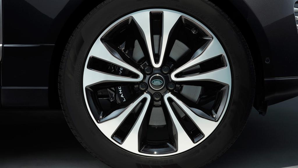 Range Rover Fifty ra mắt - giới hạn 1970 chiếc, chưa có giá bán