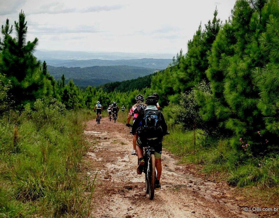 Expedição consolida a Rota Caiçara de Cicloturismo no litoral do Paraná