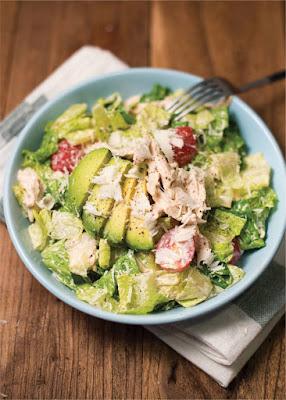 Chicken Caesar Salad Recipe calories near me