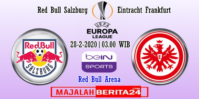 Prediksi Red Bull Salzburg vs Eintracht Frankfurt