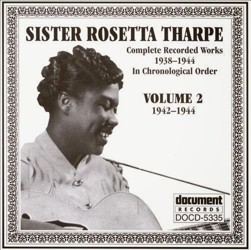 Rosetta Tharpe-Complete Recorded Works-Vol 2-(1942-1944)-