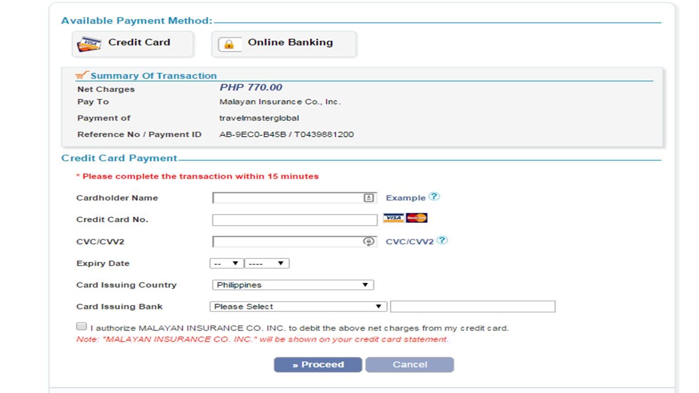 malayan travel master insurance