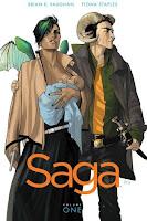 Saga Vol I, de Brian K. Vaughan