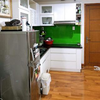bếp căn hộ ehome 5 the bridgeview 1 phòng ngủ block a