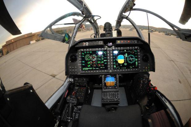 Bell AH-1Z Viper cockpit