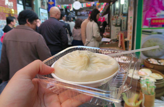 Shanghai best dumpling