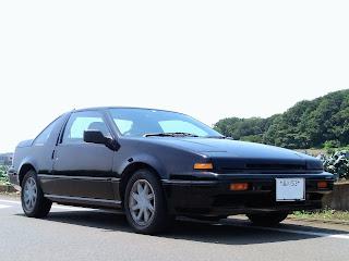 日産エクサ(1986-90)