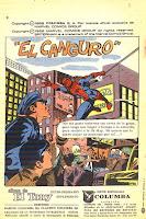 Titulos El Fabuloso Hombre Araña, El Tony 258