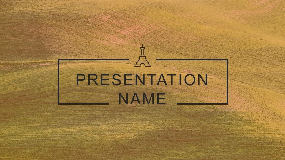 Download grass powerpoint background