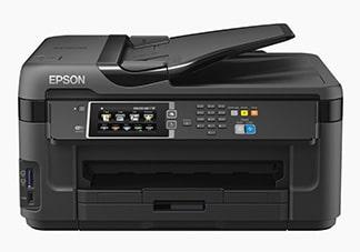 Epson WorkForce WF-7611 Driver