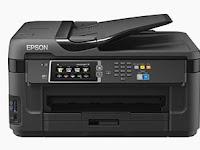 Download Epson WorkForce WF-7611 Driver Printer
