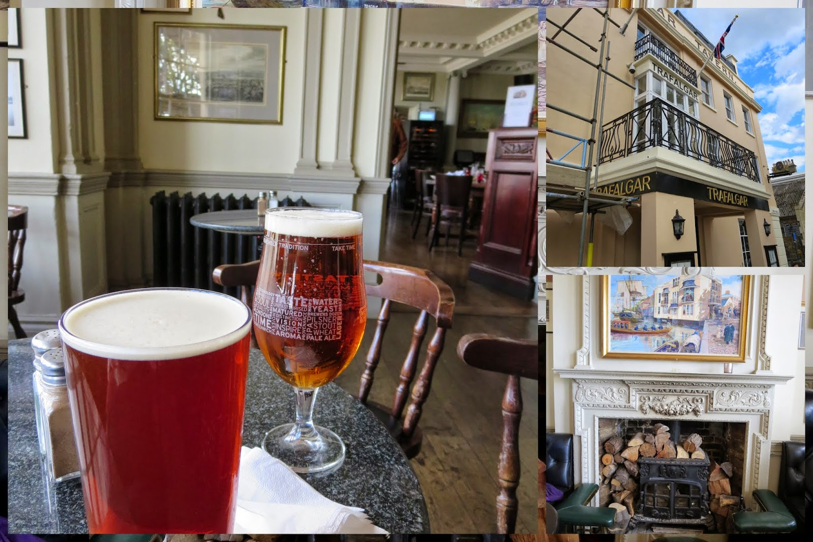 Greenwich Day Trip: Trafalgar Tavern