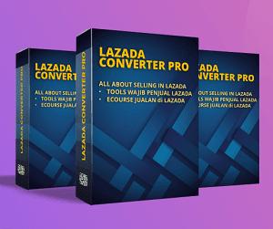 Lazada Converter Pro