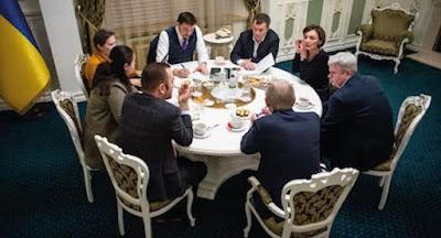 Україну сколихнув скандал із прослуховуванням прем'єр-міністра Гончарука