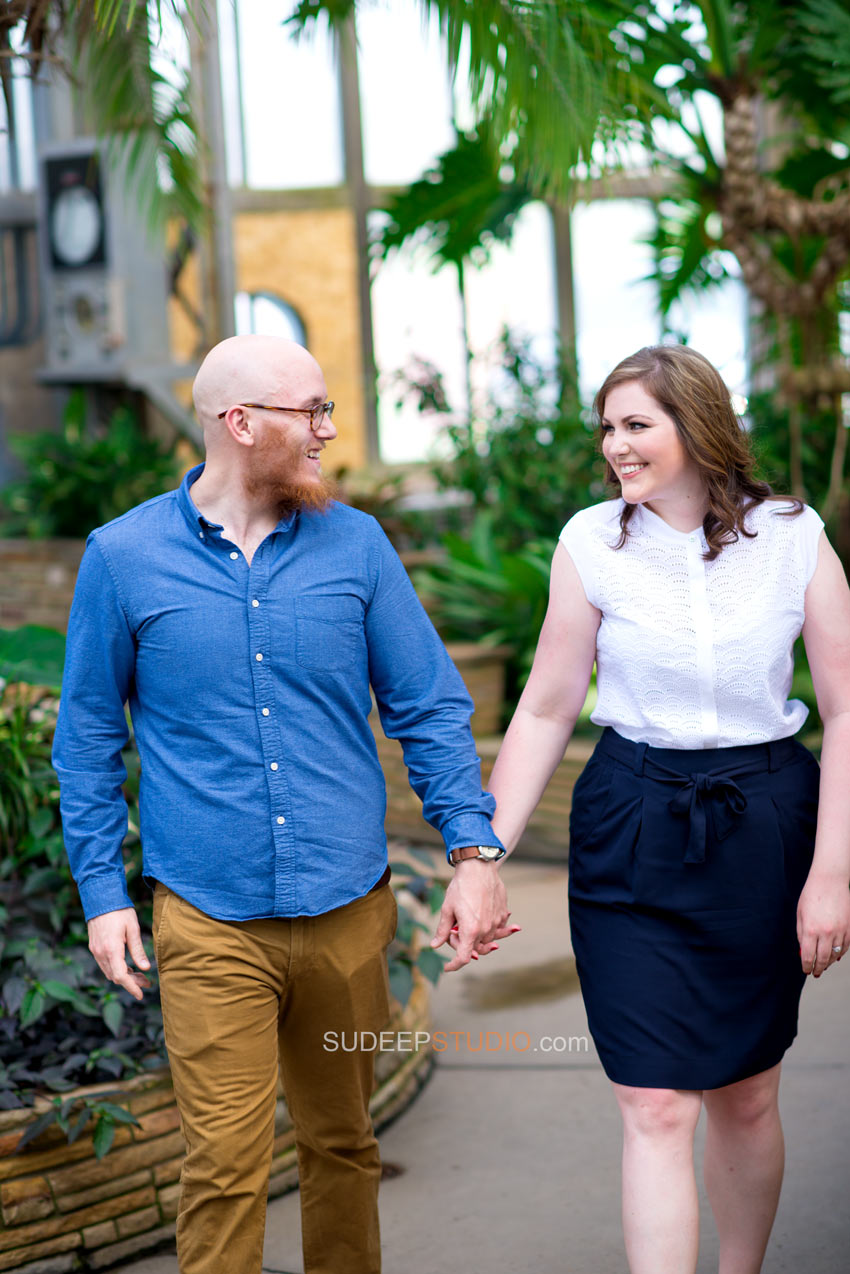 Engagement session ideas Belle Isle Detroit Conservatory - Sudeep Studio.com