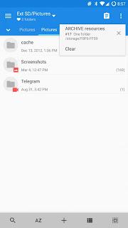 تحميل تطبيق MiXplorer Silver - File Manager v6.35.2 (Paid) Apk