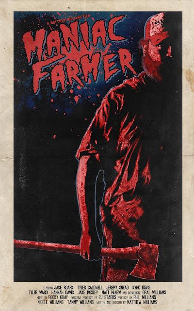 Maniac Farmer Poster
