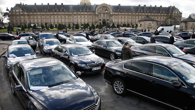 When and Why You Might Need the France Taxi Booking Service