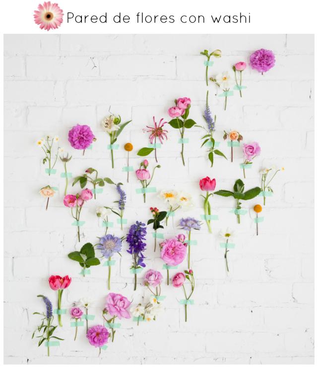 moodboard flower